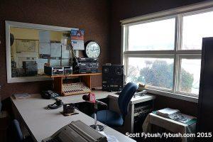 WENT's production studio