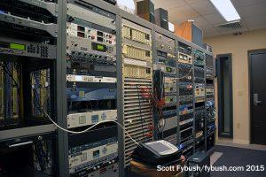 Rack room at LFM Miami