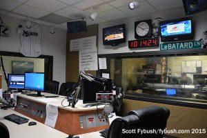 WAXY sports talk studio