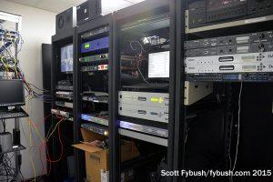 WDNA rack room
