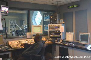 WIOD control room