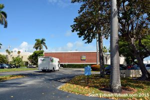 WIOD's old building