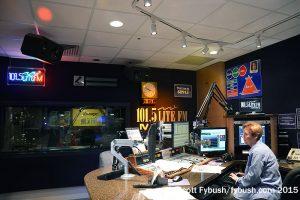 WLYF's main studio