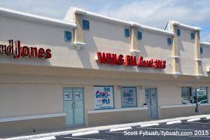 WHLG's storefront