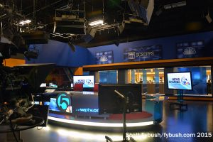 WPTV studio