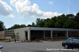Entercom's renovated building