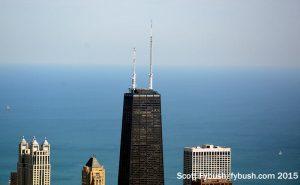 Chicago's Hancock Center