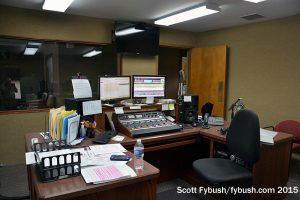 WAXI's studio