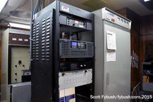 WAXI's transmitter