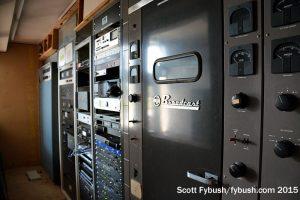 Backup transmitters