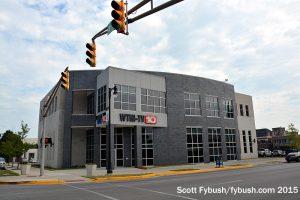 WTHI-TV's new building