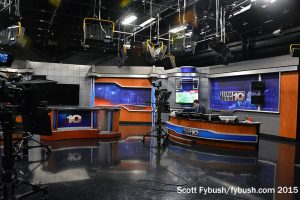WTHI-TV studio