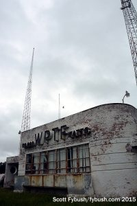 WPTF's towers