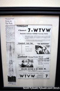 WTVW history
