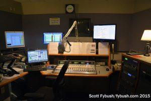 GPB radio studio