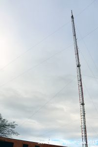 WBTW's old tower