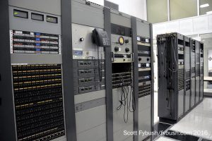 VOA audio racks