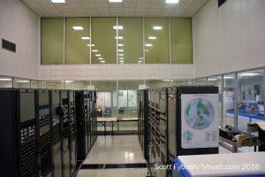 VOA control room