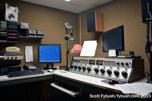 WLTB's old production room