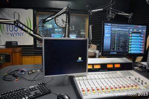 WYNY studio