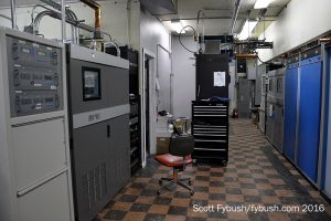 WNCX/WQAL transmitters