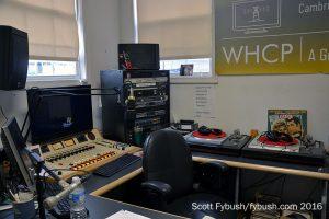 WHCP back studio
