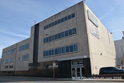 WTKR's Boush Street building