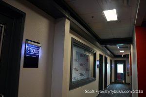 Beasley upstairs hallway