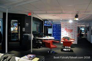 CITE's studio