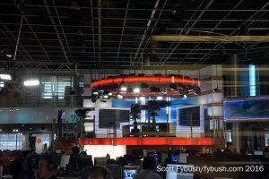 French national newsroom