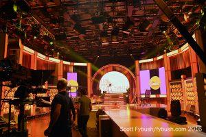 One of the big TV studios