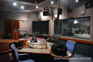 A KABC talk studio