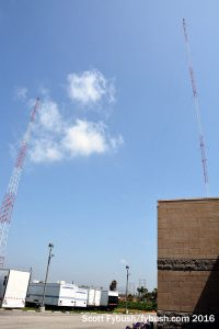 KABC's towers