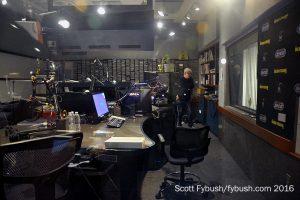 KLOS air studio