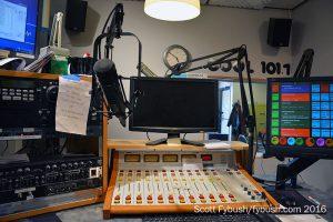 WMVL front studio