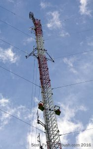 WMVL's tower