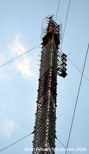 WKTV's antennas