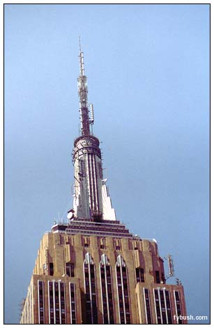 Empire State Building Master Fm Antenna