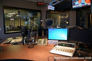 A KTAR talk studio