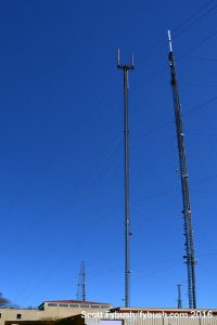 TV towers